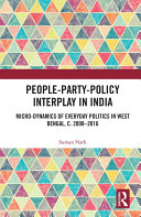 People Party Policy Interplay in India