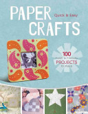 Quick   Easy Paper Crafts
