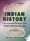 Indian History 21st Edition 2005