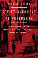 Soviet Judgment at Nuremberg Pdf
