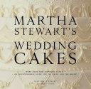 Martha Stewart s Wedding Cakes Book