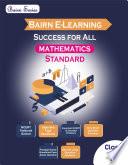 Bairn   CBSE   Success for All   Mathematics  Standard    Class 10 for 2021 Exam   As Per Reduced Syllabus