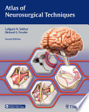 Atlas of Neurosurgical Techniques Book