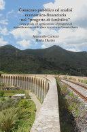 """Consenso pubblico ed analisi economico-finanziaria nel """"progetto di fattibilità"""": Linee guida ed applicazione al progetto di riqualificazione della linea ferroviaria Formia-Gaeta"""