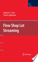 Flow Shop Lot Streaming