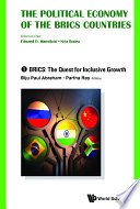 Political Economy Of The Brics Countries The In 3 Volumes
