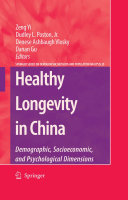 Healthy Longevity in China