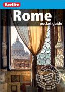 Berlitz Pocket Guide Rome (Travel Guide eBook)