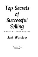 Top Secrets Of Successful Selling Book PDF