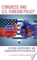 Congress And U S Foreign Policy