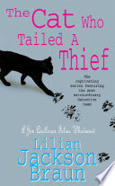 The Cat Who Tailed a Thief  The Cat Who    Mysteries  Book 19