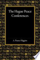 The Hague Peace Conferences