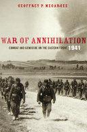 War of Annihilation Pdf