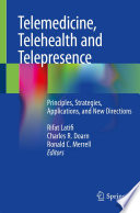 Telemedicine  Telehealth and Telepresence