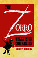 The Zorro Television Companion