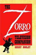 The Zorro Television Companion