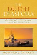 The Dutch Diaspora
