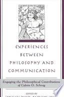 Experiences between Philosophy and Communication