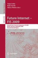 Future Internet   FIS 2009