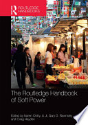 The Routledge Handbook of Soft Power Book