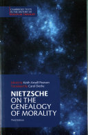 Cover of Nietzsche: On the Genealogy of Morality and Other Writings