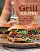 Grill Master  Williams Sonoma  Book