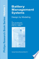 Battery Management Systems Book