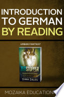 Introduction to German by Reading Urban Fantasy