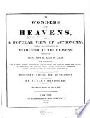 The Wonders of the Heavens Book