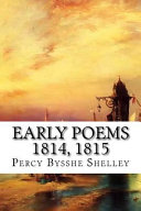 Early Poems 1814, 1815