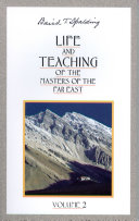 Pdf Life and Teaching of the Masters of the Far East, Vol. 2 Telecharger