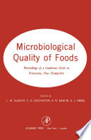 Microbiological Quality of Foods