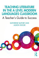 Pdf Teaching Literature in the A Level Modern Languages Classroom Telecharger
