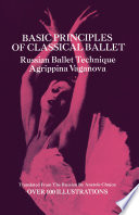 """Basic Principles of Classical Ballet"" by Agrippina Vaganova"