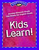 Kids Learn  Grade 7 8