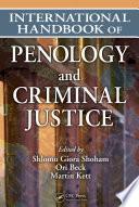 International Handbook of Penology and Criminal Justice