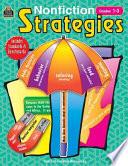 Nonfiction Strategies Grades 1-3