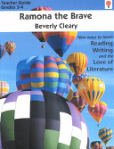 Ramona the Brave by Beverly Cleary Book