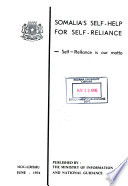 Somalia's Self-help for Self-reliance