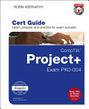 CompTIA Project+ Cert Guide