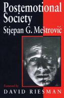 Postemotional Society