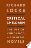 Critical Children Book PDF