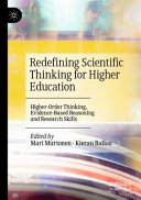 Redefining Scientific Thinking for Higher Education
