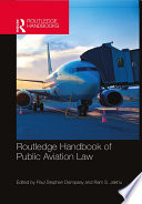 Routledge Handbook of Public Aviation Law Book