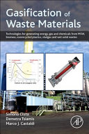 Gasification of Waste Materials