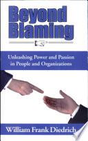 Beyond Blaming