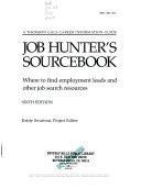 Job Hunters Sourcebook