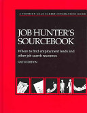 Job Hunters Sourcebook Book PDF