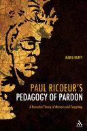 Paul Ricoeur's Pedagogy of Pardon Pdf/ePub eBook