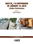 Pdf Haiti Mw 7.0 Earthquake of January 12, 2010